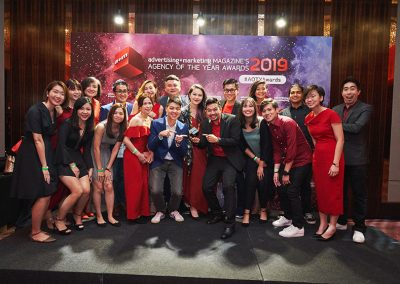 Agency Of The Year 2019 Malaysia