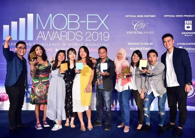 Mob-ex award 2019 Photo Gallery